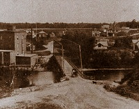 Hanover's Historical 1885 Iron Truss Bridge